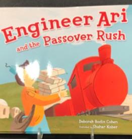 Engineer Ari and the Passover Rush (hardback)