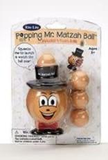 Popping Mr. Matzah Ball