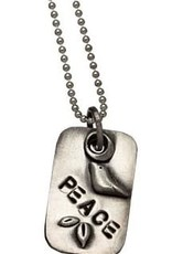 Necklace, Peace