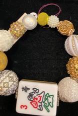 Bracelet, Mahjong Flower