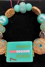 Bracelet, Mahjong 7 Bam