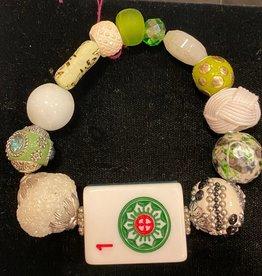 Bracelet, Mahjong 1 Dot