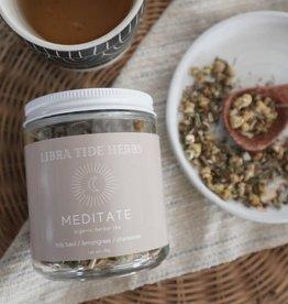 Libra Tide Teas, Meditate