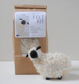 Nan.C Designs Sheep felting kit