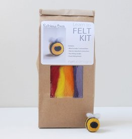 Nan.C Designs Bees Felting Kit