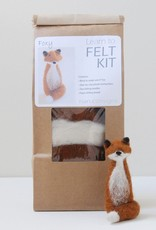 Nan.C Designs Fox felting kit