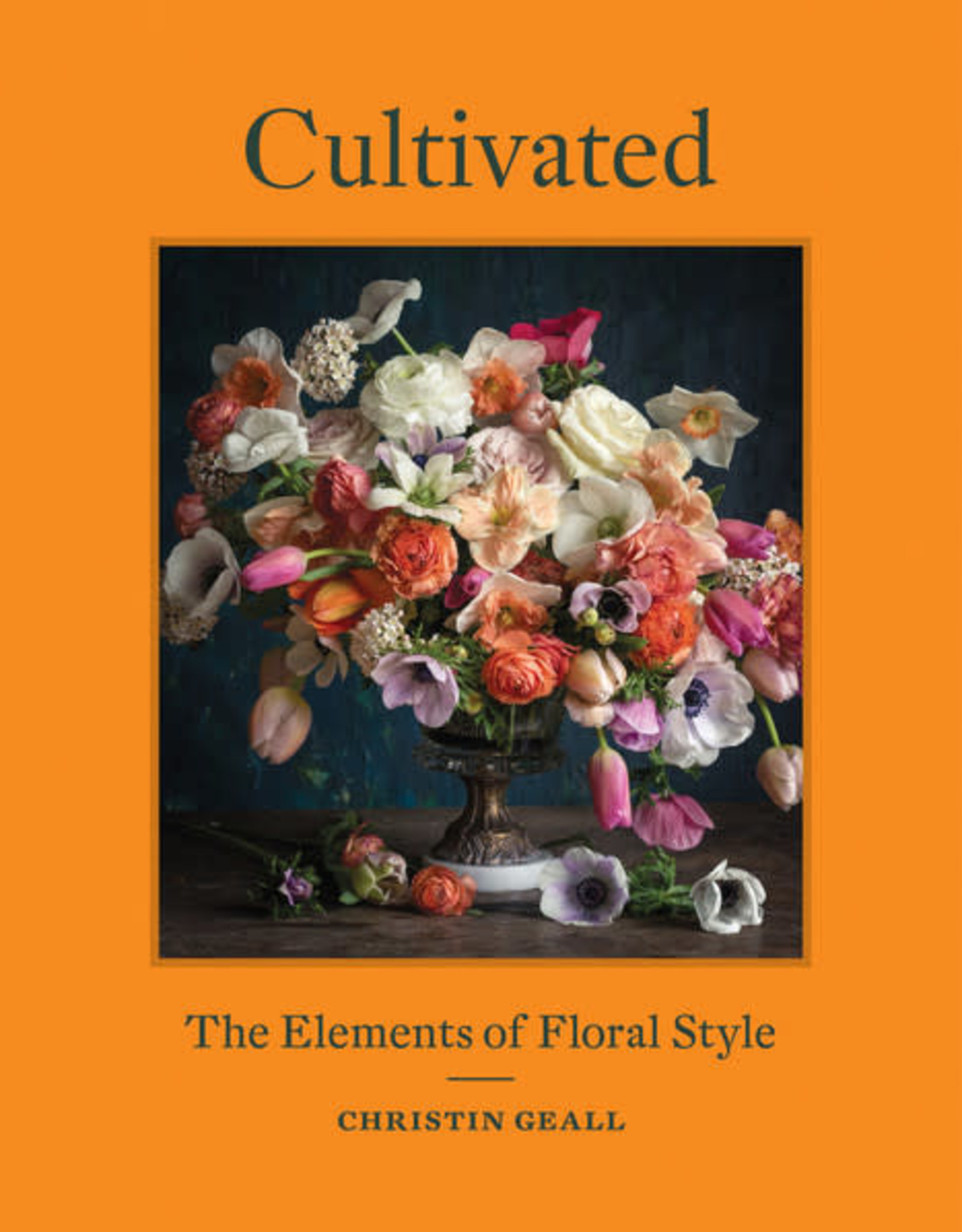 Cultivated Book, Christin Geall
