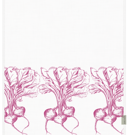 Petits Mots Petits Mots Linen Tea Towel, Beets