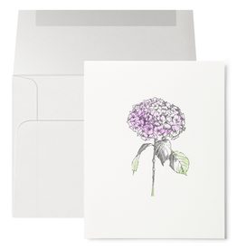 Petits Mots Petits Mots Card, Hydrangea