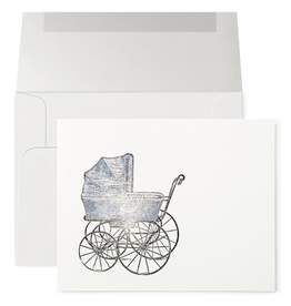 Petits Mots Petits Mots Card, Baby Carriage
