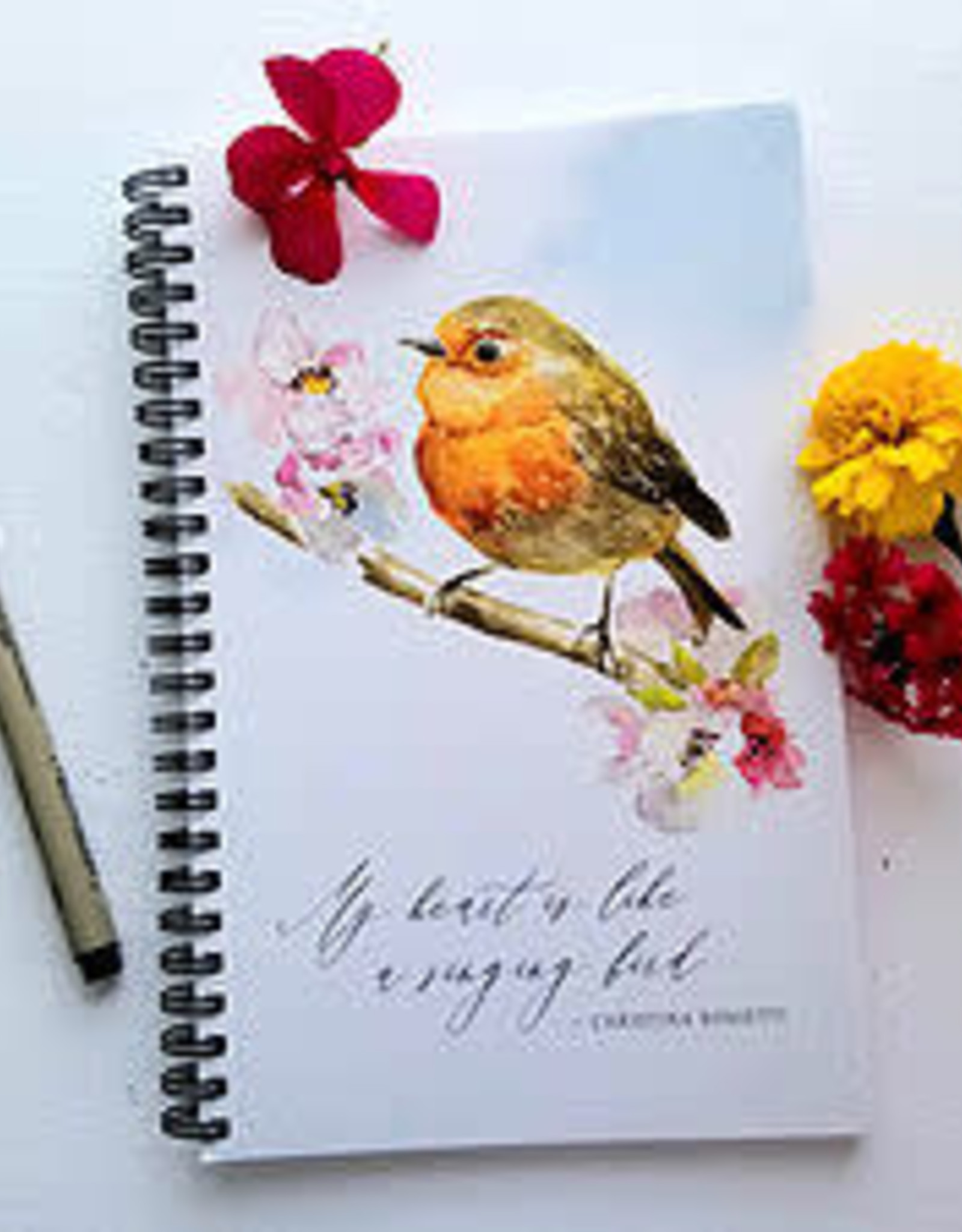 Coral barclay, Inspirational Journal