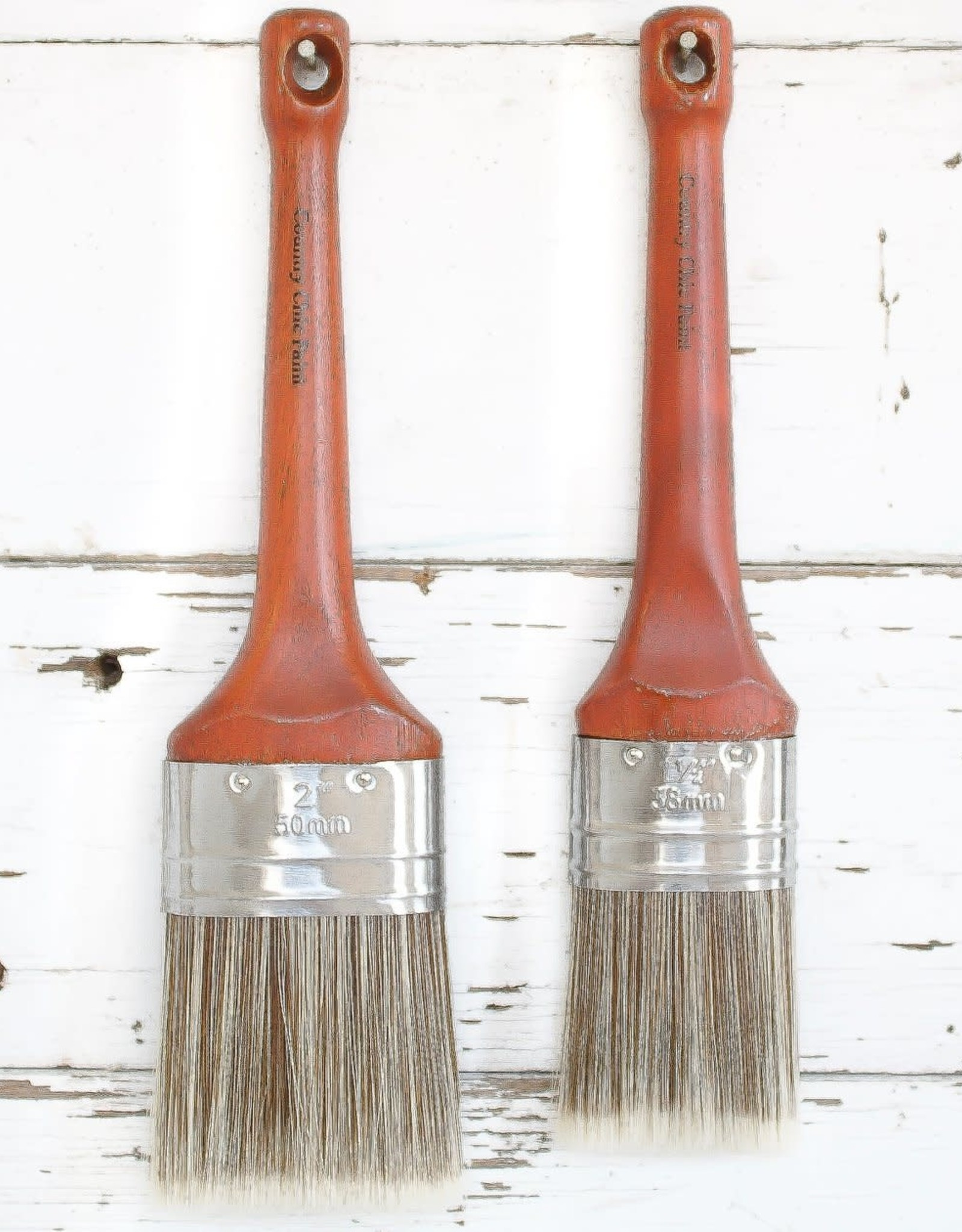 Country Chic Country Chic Oval Paint Brush - Small