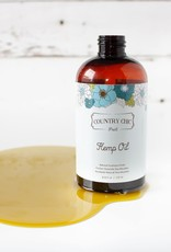Country Chic Country Chic Hemp Oil - 8oz
