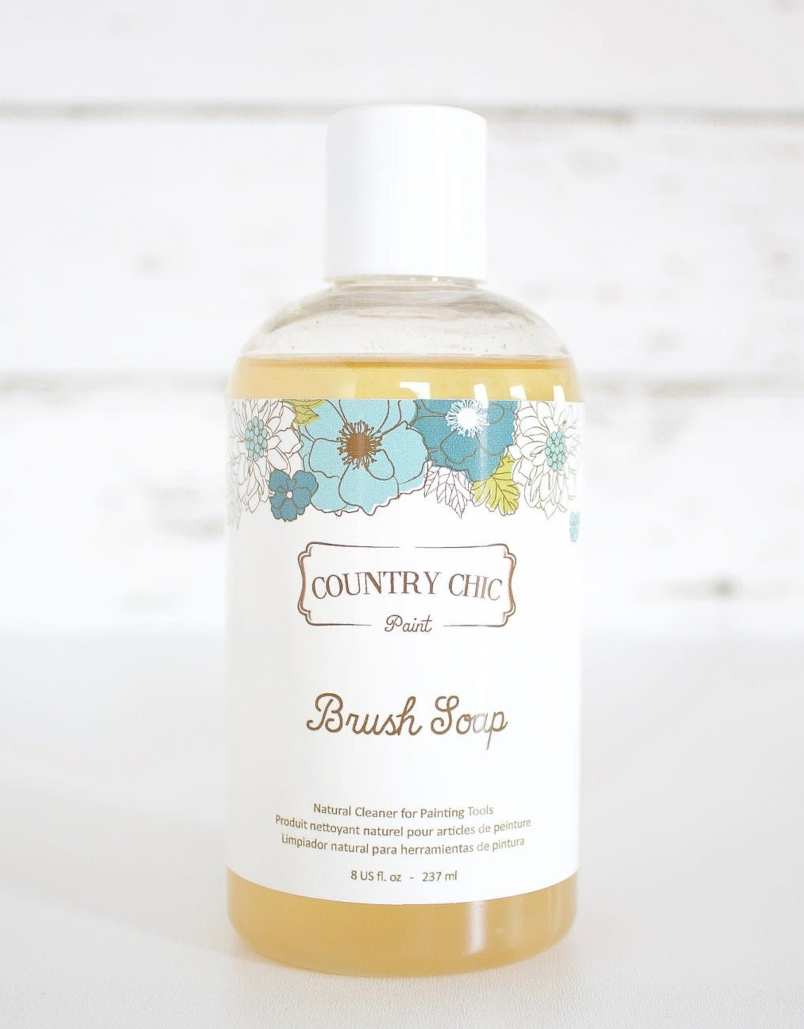 Country Chic Brush Soap