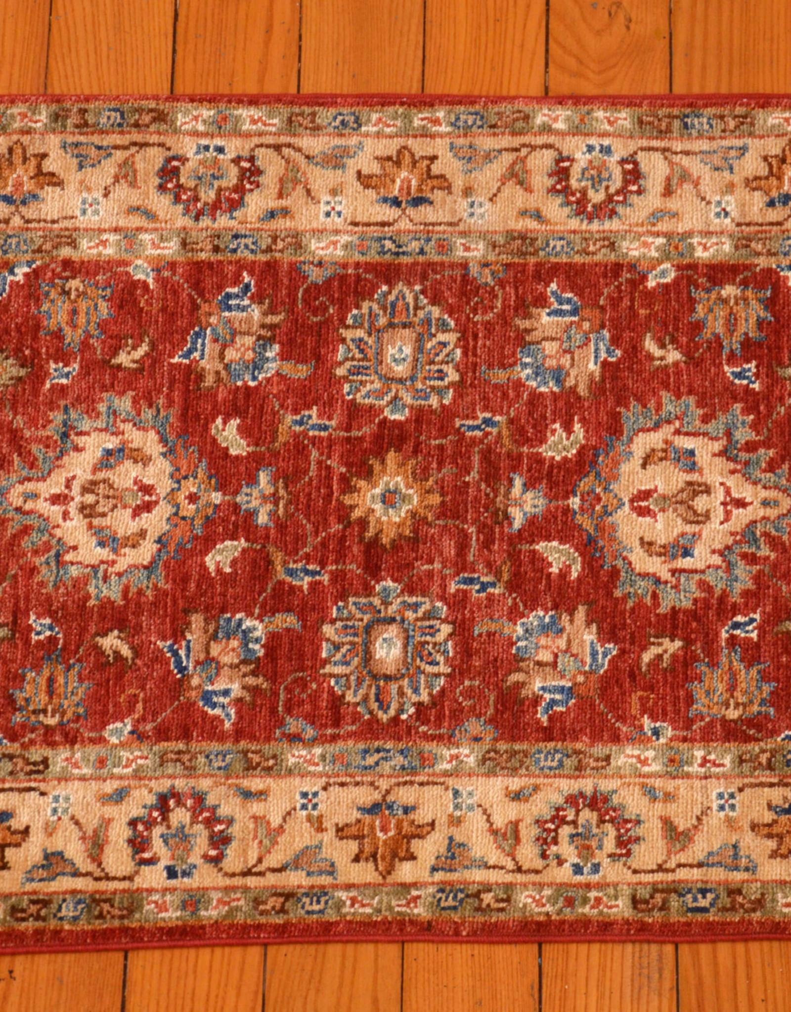 Bunyaad Chobi Natural Dye Silk 2.2x3