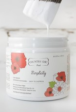 Country Chic Country Chic Paint Pint - 16oz Simplicity