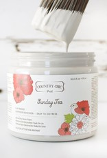 Country Chic Country Chic Paint Pint - 16oz Sunday Tea