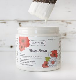 Country Chic Country Chic Paint Pint - 16oz Vanilla Frosting