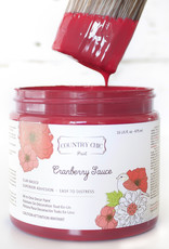Country Chic Country Chic Paint Pint - 16oz Cranberry Sauce