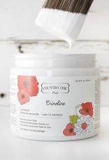 Country Chic Country Chic Paint Sample - 4oz Crinoline
