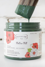 Country Chic Country Chic Paint Sample - 4oz Hollow Hill