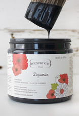 Country Chic Country Chic Paint Sample - 4oz Liquorice
