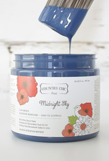Country Chic Country Chic Paint Sample - 4oz Midnight Sky