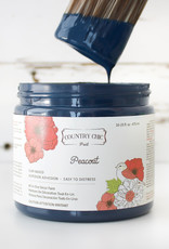Country Chic Country Chic Paint Sample - 4oz Peacoat