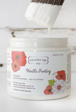 Country Chic Country Chic Paint Sample - 4oz Vanilla Frosting