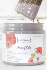 Country Chic Country Chic Paint Sample - 4oz Piece of Cake