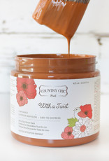 Country Chic Country Chic Paint Sample - 4oz With a Twist
