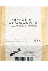 Peace by Chocolate - 4 piece box/43g
