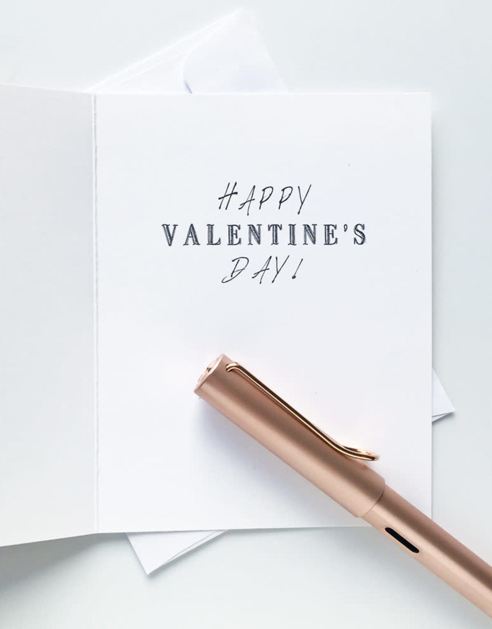 Highberry Dew Birds - Valentine's Card