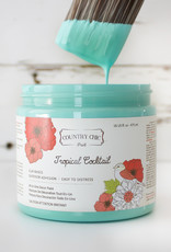 Country Chic Paint Pint 16oz Tropical Cocktail