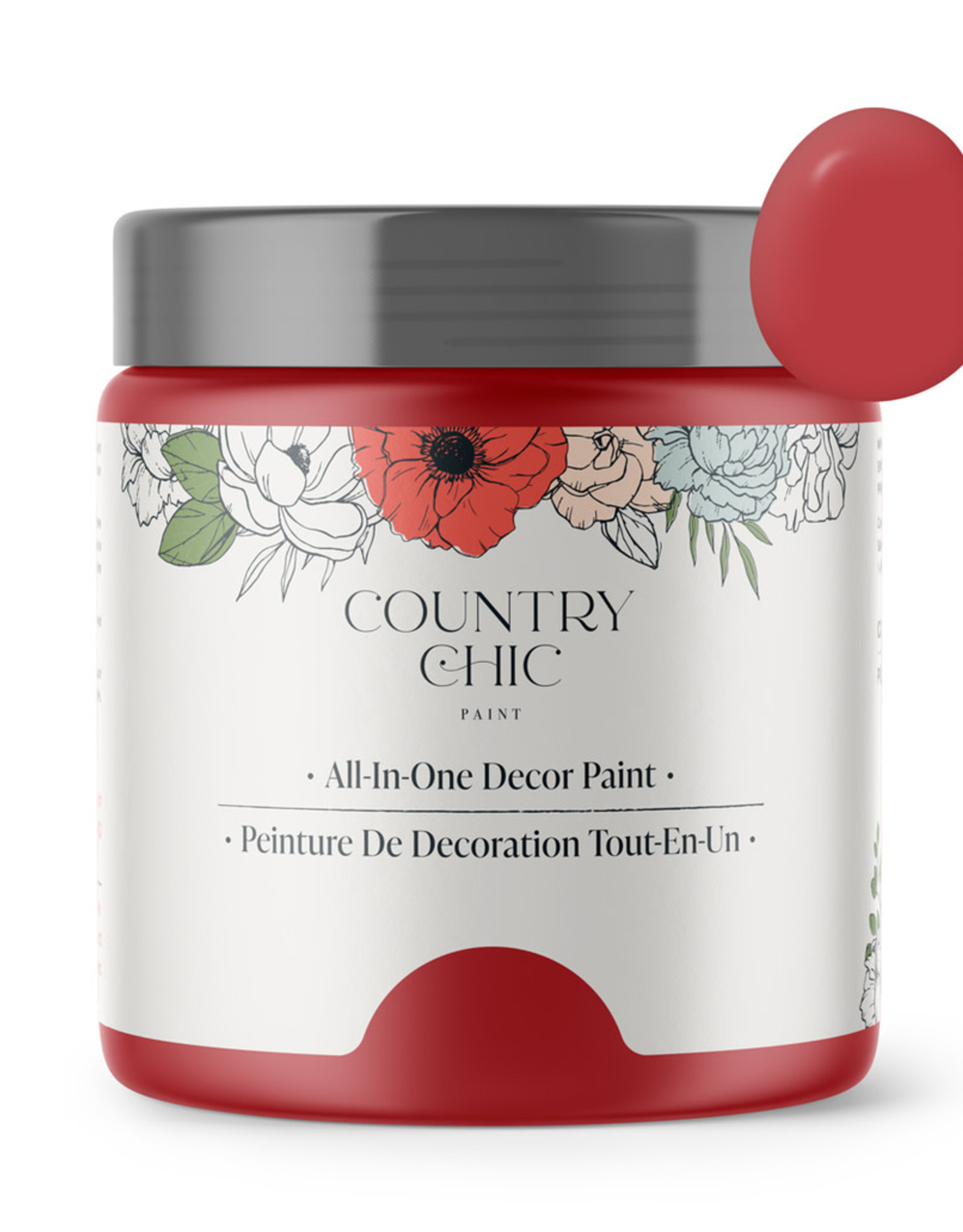 Country Chic Paint Pint - Devotion 16oz