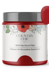 Country Chic Paint Pint - 16oz Poppy