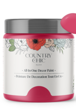 Country Chic Paint Sample - 4oz Raspberry Sorbet