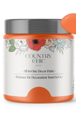 Country Chic Paint Sample - 4oz Persimmon