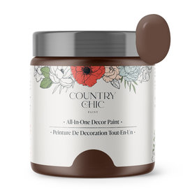 Country Chic Paint Pint - 16oz Leather Bound
