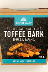 Rock Coast Toffee bark - Sea Salt 125g box