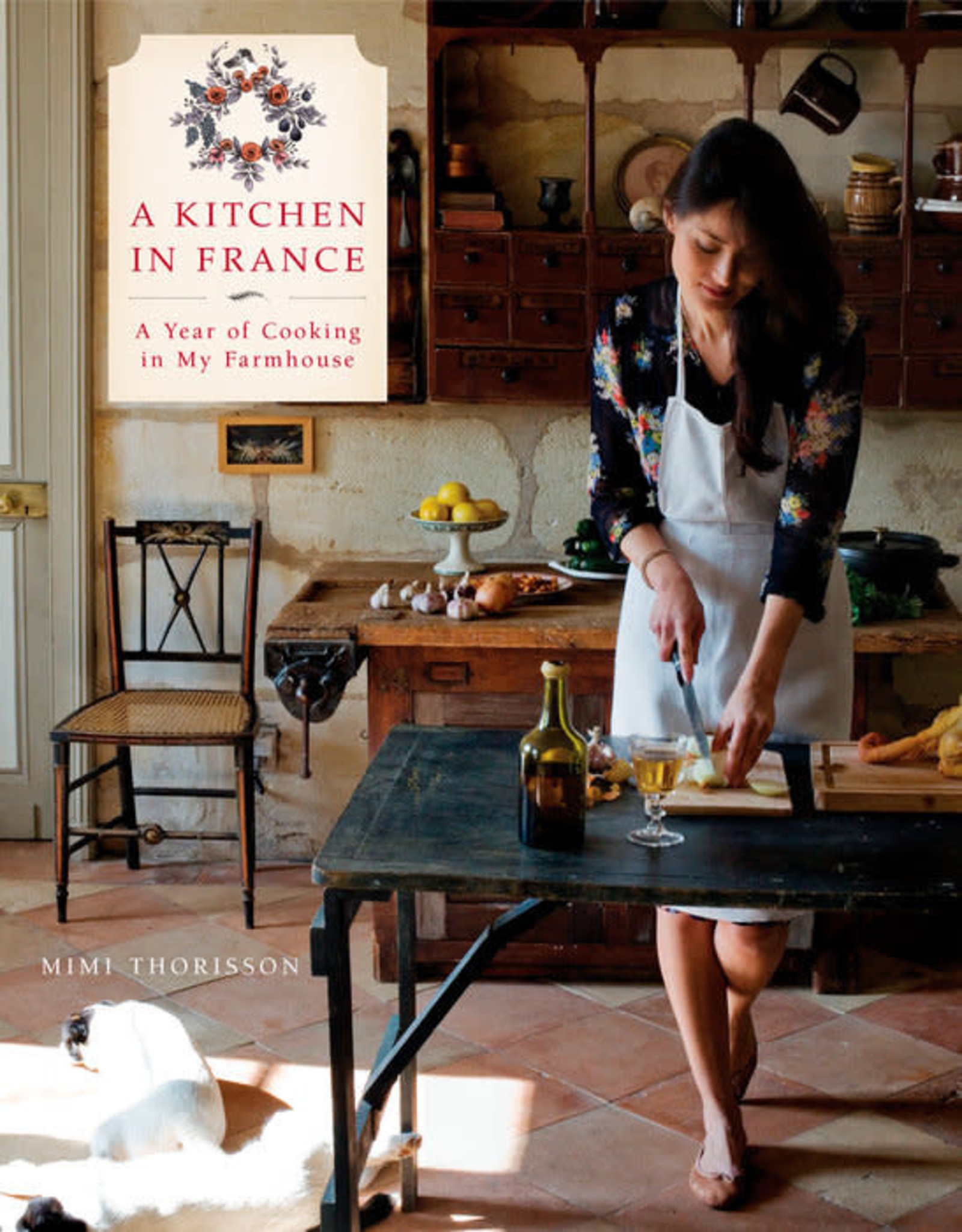 A kitchen in France, Mimi Thorisson