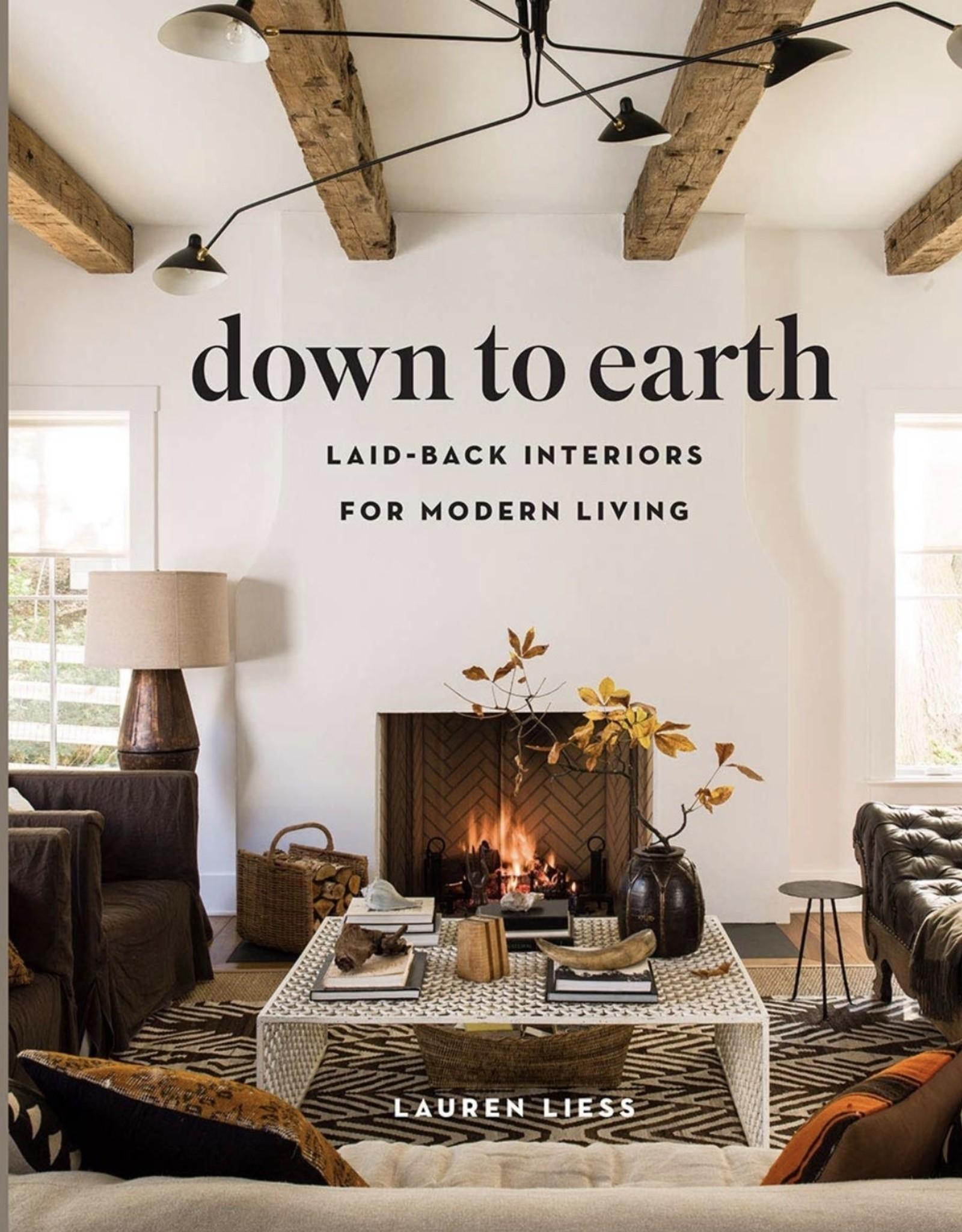 Down to earth, Lauren Liess