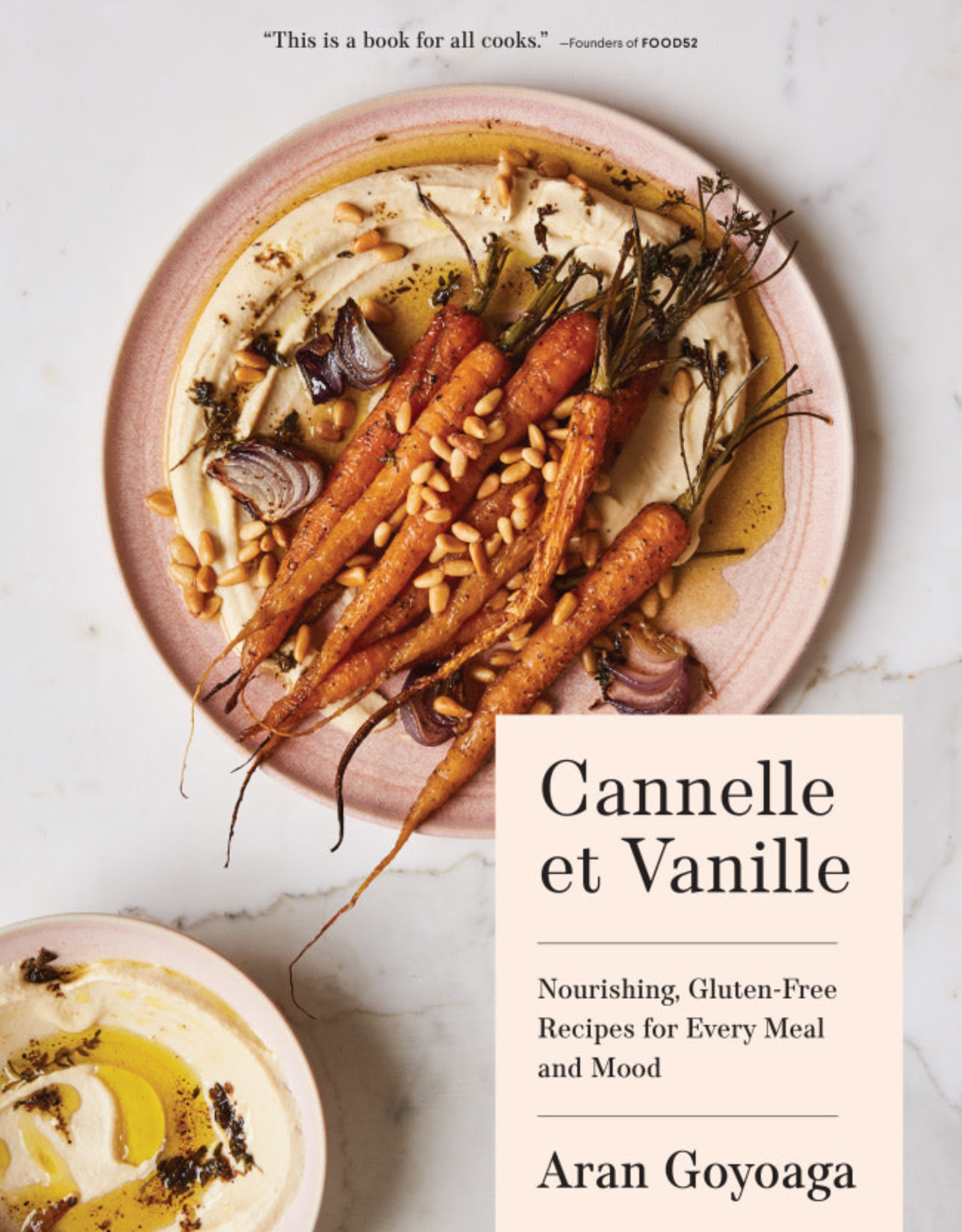 Cannelle at Vanille, Aran Goyoaga