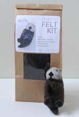 Nan.C Designs Otter felting kit