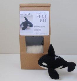 Nan.C Designs Orca felting kit