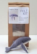 Nan.C Designs Humpback felting kit