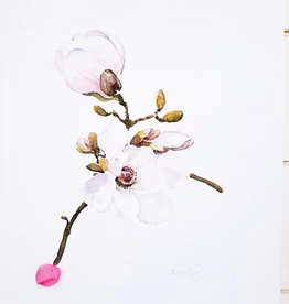 Coral Barclay Original Sweet Magnolia 1