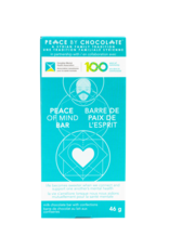 Peace by Chocolate Peace of Mind Milk Chocolate Bar 46g