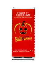 Peace by chocolate, Halloween milk chocolate bar