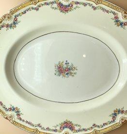 Royal Ivory Platter